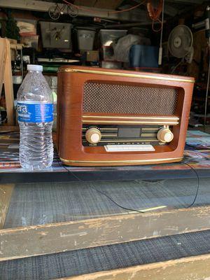 Wolverine Bluetooth retro radio for Sale in Anaheim, CA