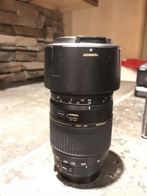 Tamron 70mm - 300mm lens w/ Macro for Sale in Lakeside, CA