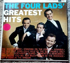 The four lads greatest hits for Sale in Linden,  MI