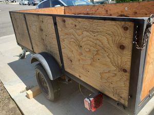Utility trailer for Sale in Santee, CA