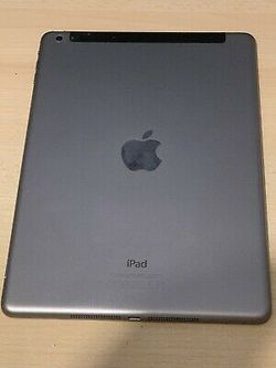 Apple iPad Air 1, -Wi-Fi + Cellular UNLOCKED Any Carrier Any Country Excellent Condition for Sale in Springfield,  VA