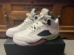 Jordan 5 Poison Green Size 10 for Sale in Philadelphia, PA