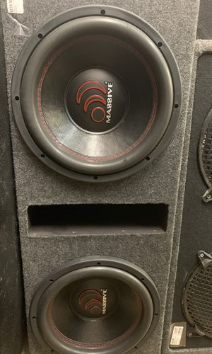 Speakers and Car Audio for Sale in Brentwood, NC