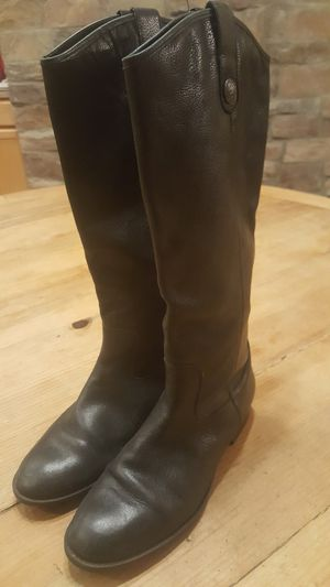 Womans boots size 8 leather uppers for Sale in Chandler, AZ