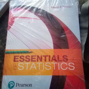 Essentials Of Statistics 6e for Sale in Brea, CA