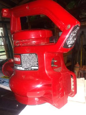 Toro blower and multi-purpose steam cleaner ! for Sale in Casselberry, FL