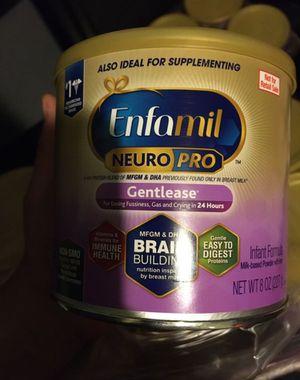 Enfamil Neuro gentleease formula for Sale in Riverside, CA