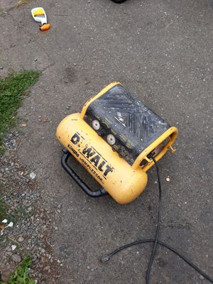 Dewalt compressor for Sale in Seattle, WA