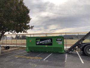Roll Off Dumpsters for Sale in Las Vegas, NV