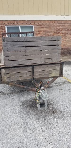 10 * 5 Utility Trailer for Sale in Houston, TX