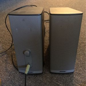 Boss Desk Speakers - For Parts for Sale in San Diego, CA