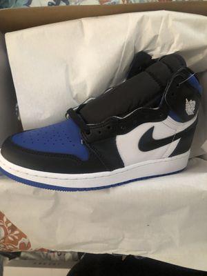 Jordan 1 Royal Toe 5.5Y for Sale in Hesperia, CA