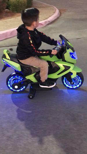 Bike Cruiser 12V battery for Sale in Mesquite, TX