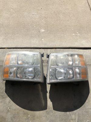 2008 Chevy Silverado stock headlights for Sale in Salinas, CA