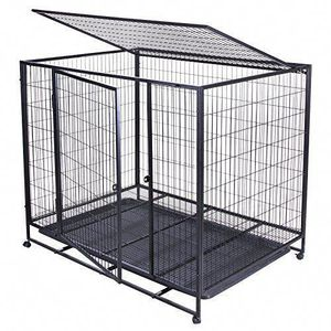 """37"""" x 24"""" Dog Crate Kennel Heavy Duty Cage for Sale in Rancho Cucamonga, CA"""