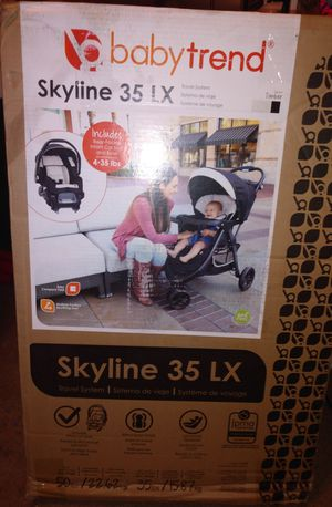New travel system for Sale in Oak Point, TX
