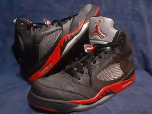 Air Jordan 5 Retro 'Satin Bred' Shoes - Size 11 for Sale in Fresno, CA