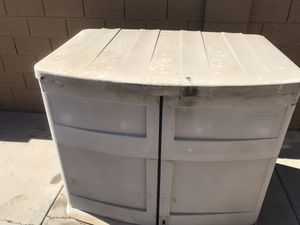 Used Plastic shed for Sale in Phoenix, AZ