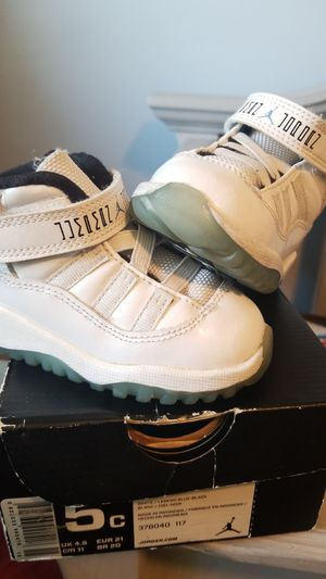 Jordan's 11 retro BT Toddlers Shoes for Sale in Colton, CA
