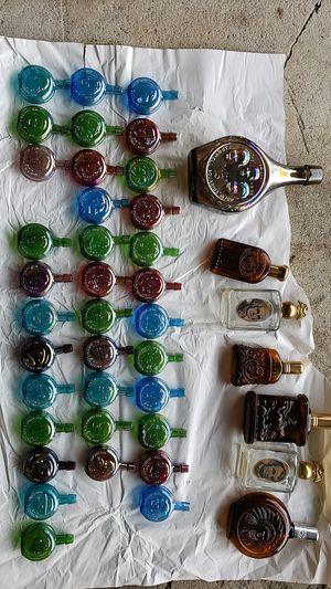 42 Pc Antique Avon Bottles for Sale in Mokena, IL