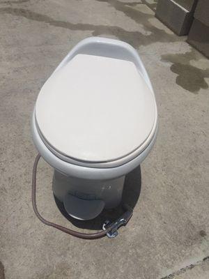 Thetford Aqua-Magic Style Plus RV toilet with hand sprayer for Sale in Lehigh Acres, FL