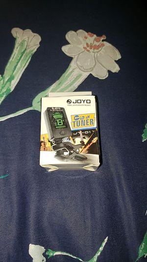 JOYO clip-on tuner. for Sale in Los Angeles, CA