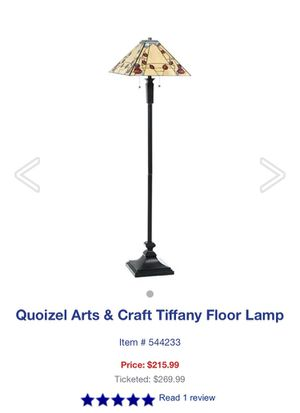 Floor lamp for Sale in Ladson, SC
