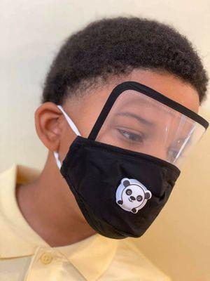 Face sheild mask Detachable and Non Detachable for Sale in Miami, FL