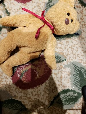 Curly rare 1993 beanie baby for Sale in Traverse City, MI
