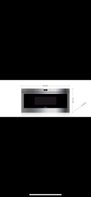 "30"" Wolf Drawer Microwave for Sale in Los Alamitos, CA"