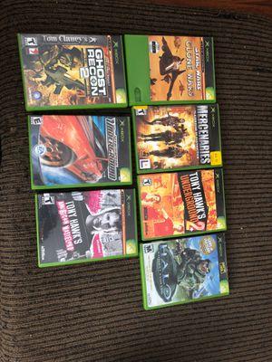 7 Xbox games for Sale in Phoenix, AZ