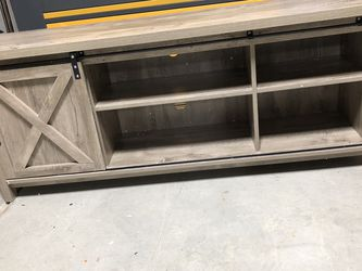 """Tv Stand 57.8""""L x 15.7""""W x 23.8""""H for Sale in Ontario,  CA"""
