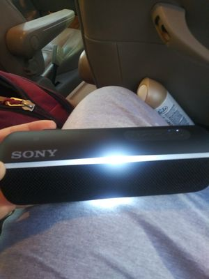 Sony bluetooth speaker for Sale in Canton, GA