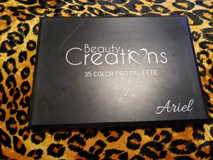 Beauty Creations Ariel 35 color pro palette. for Sale in Soledad, CA