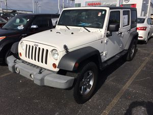 2010 Jeep Wrangler for Sale in Nashville, TN