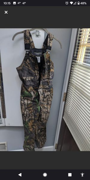 Bib Camo Overalls for Sale in Webster, NY