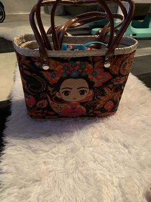 Tote Frida bag for Sale in San Antonio, TX
