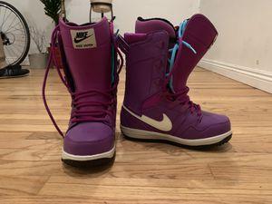 Nike snowboarding boots 7.5 women's for Sale in Santa Monica, CA