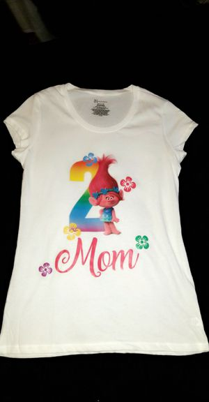 Trolls family shirts & tutu set for Sale in Bakersfield, CA