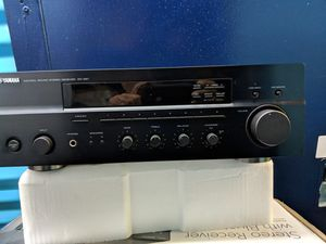 Yamaha stereo amplifier for Sale in New York, NY