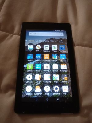 Amazon fire kindle tablet for Sale in Las Vegas, NV