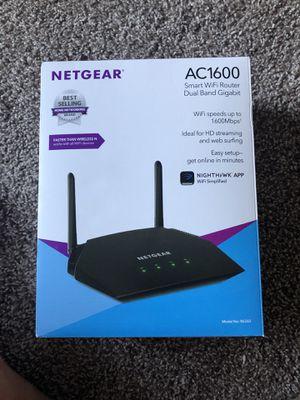 Netgear WiFi router for Sale in Salt Lake City, UT