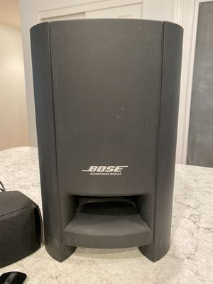 Bose Speaker System W/ Portable SoundDock for Sale in Vancouver, WA