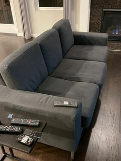 Couch And Two Chairs With Ottoman for Sale in Maple Valley,  WA