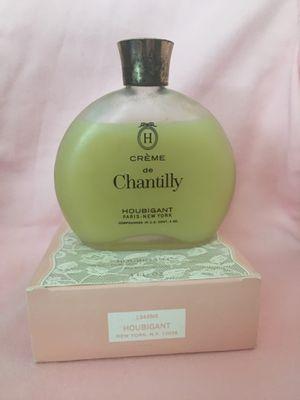 Cream de Chantilly (vintage) for Sale in Modesto, CA
