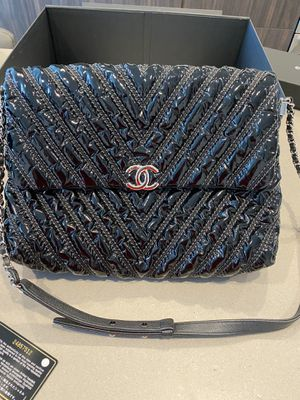 Chanel spacesuit flap bag for Sale in Los Angeles, CA