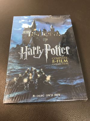 Harry Potter Complete 8-Film Collection for Sale in Pompano Beach, FL