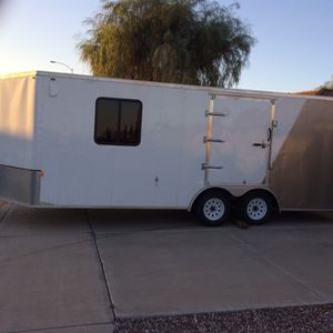 Enclosed Car-Cargo Trailer for Sale in Mesa, AZ