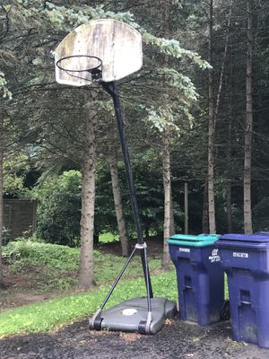 Basketball Hoop for Sale in Pittsford, NY