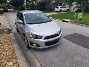 2016 Chevy Sonic LTZ for Sale in St. Petersburg, FL